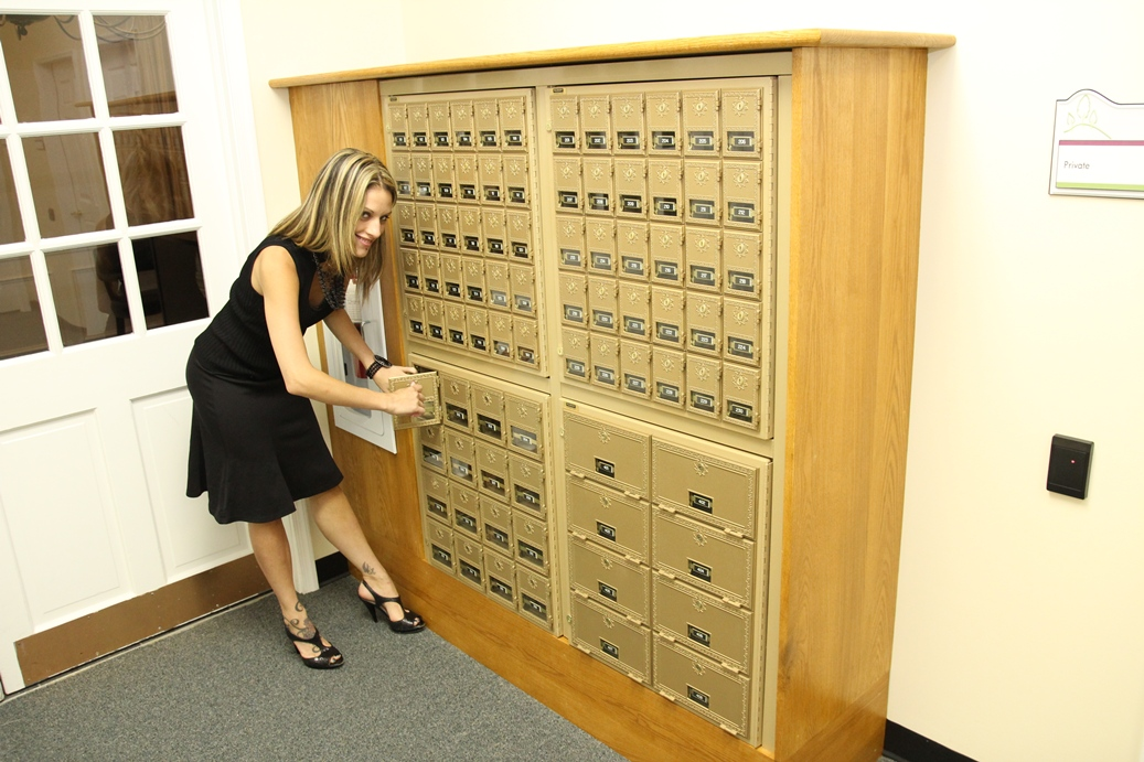 organizer for hanging wall all mailboxes mailbox tagged sale posts mounted office